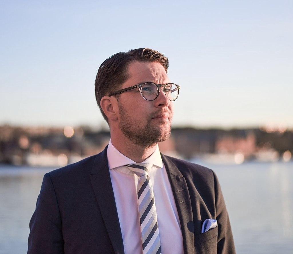 Parteivorsitzender Jimmie Åkesson