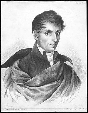 Joachim Lelewel - A sketch of Lelewel