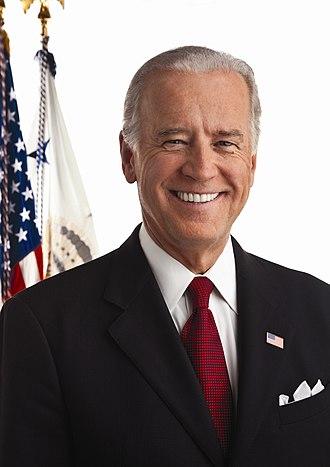 United States presidential debates, 2012 - Image: Joe Biden official portrait crop 2