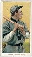 Joe Tinker, Chicago Cubs, baseball card portrait LCCN2008676400.tif