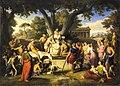 Johann Michael Wittmer - Aesop Tells his Fables.jpg