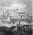 Johannes Lingelbach - Marktschreier vor einer Kirche - 3841 - Bavarian State Painting Collections.jpg