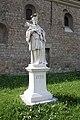 Johannes Nepomukstatue in Höflein an der Donau.JPG