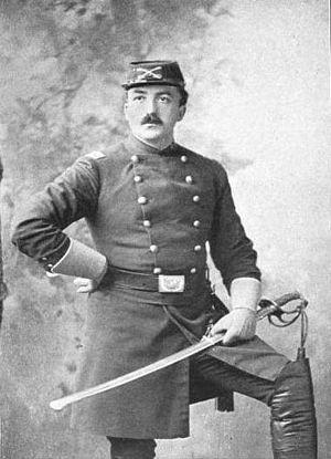 John B. Mason - As Kerchival West in Shenandoah