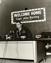 John Borling Welcome Home