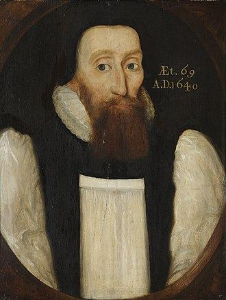 John Davenant - Image: John Davenant