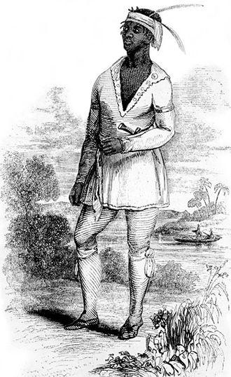 John Horse - John Horse, Black Seminole leader