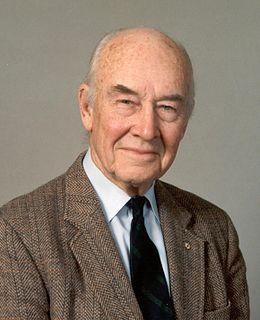 John Tuzo Wilson Canadian geologist