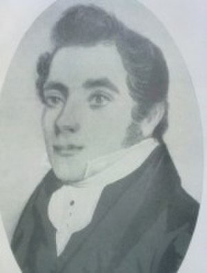 John Bennie (missionary) - John Bennie prior to him leaving for the Cape Colony in 1821.