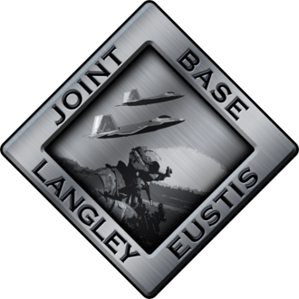 Joint Base Langley–Eustis - Image: Joint Base Langley Eustis Emblem