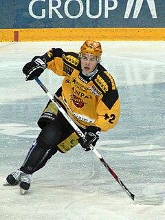 Tommi Jokinen Finnish ice hockey player