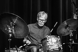 Jon Christensen Norwegian jazz drummer