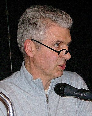 Jon Savage - Savage in 2009.