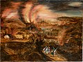 Joos de Momper (II) - Lot and his daughters fleeing Sodom and Gomorrah.jpg