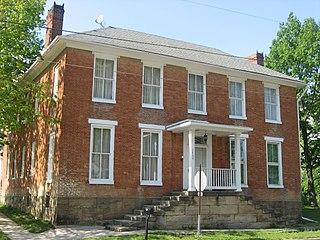 West Rushville, Ohio Village in Ohio, United States