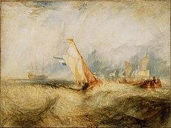 J. M. W. Turner: Van Tromp