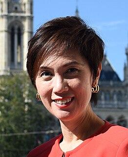 Josephine Teo Singaporean politician