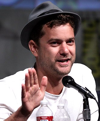 Joshua Jackson - Jackson at the San Diego Comic-Con International in July 2012.