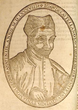 Juan de Castellanos - Portrait of Juan de Castellanos (1589)