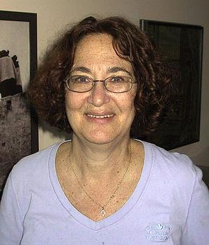 Judy Rebick in 2005