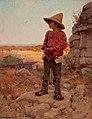 Julian Onderdonk - Goat Herder at the San Antonio Quarry (1909).jpg