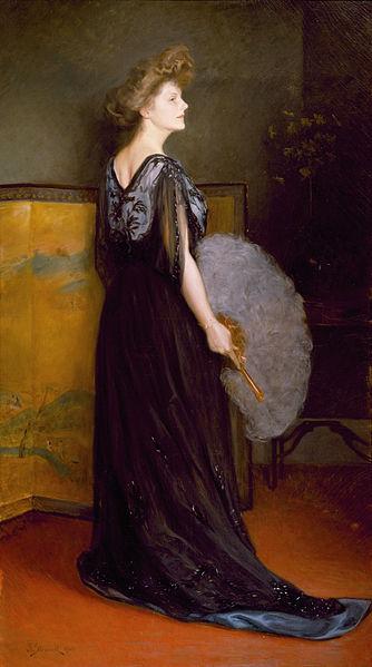 File:Julius LeBlanc Stewart - Portrait of Mrs. Francis Stanton Blake.jpg