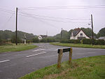 File:Junction of Twiggs Lane and the Beaulieu Road, New Forest - geograph.org.uk - 62512.jpg