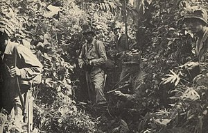 158th Infantry Regiment (United States) - Jungle patrol