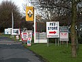 Just a few signs - geograph.org.uk - 1127578.jpg