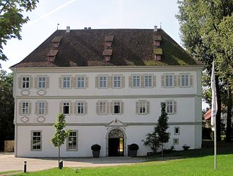 Köngen - Köngen Castle