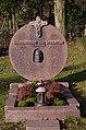 Königstein, Friedhof, Grab Werenfried van Straten.JPG