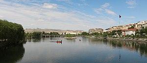 Kızılırmak River - Kızılırmak in Avanos