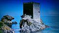 Kız Kulesi Rize Pazar Restore edildikten sonraki görünümü.jpg