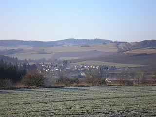 Křtěnov Municipality in South Moravian, Czech Republic