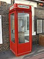 K8 Telephone Box Amersham station - geograph.org.uk - 1156115.jpg