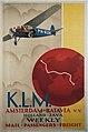 KLM Amsterdam Poster (19291813719).jpg
