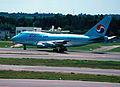KOREAN AIR Boeing 747SP-B5 (HL7456 22483 501) (4353573992).jpg