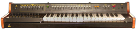 Korg 900PS preset synthesizer.