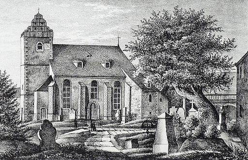 Kaditz Linde, 1837
