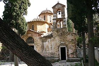 Kaisariani Monastery - Kaisariani Monastery