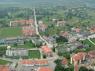 City in Bosnia and Herzegovina