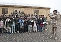 Kandahar officials open new bazaar school 120121-F-XH170-033.jpg