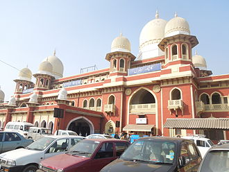 Kanpur Central railway station - Kanpur Central railway station
