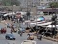 Karachi, Liaquatabad ^ 10 Bakara Mandi - panoramio.jpg