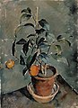 Karl Isakson - Orange Plant - A IV 2945 - Finnish National Gallery.jpg