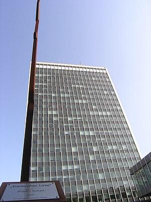 Karlsruhe (district) - District administration