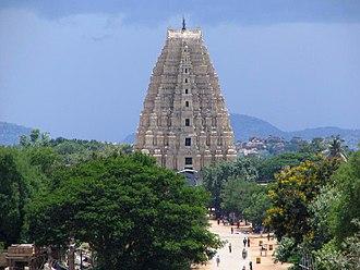 Kannada people - Hampi, capital of Vijayanagara Empire