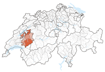 Canton of Fribourg | Familypedia | FANDOM powered by Wikia