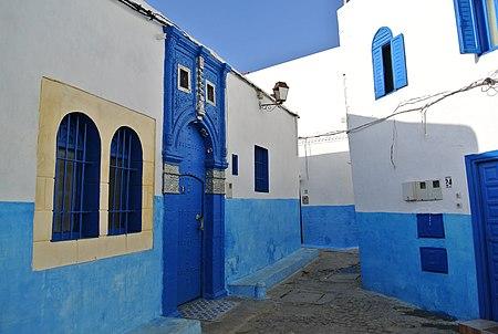 Kasbah of the Udayas, Rabat, Morocco - panoramio.jpg