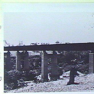 Katherine River - Katherine River Bridge